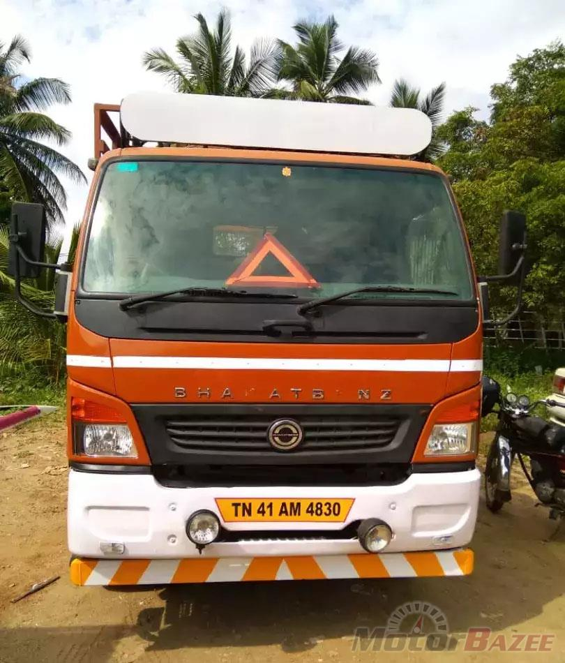 Used Bharat-Benz  3128 Base Truck