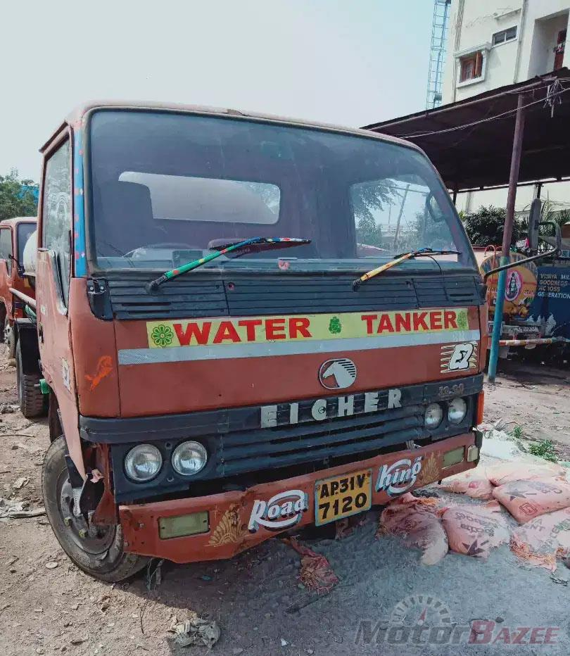 Used Eicher  10.50 CWC HB BS-III BASE Truck