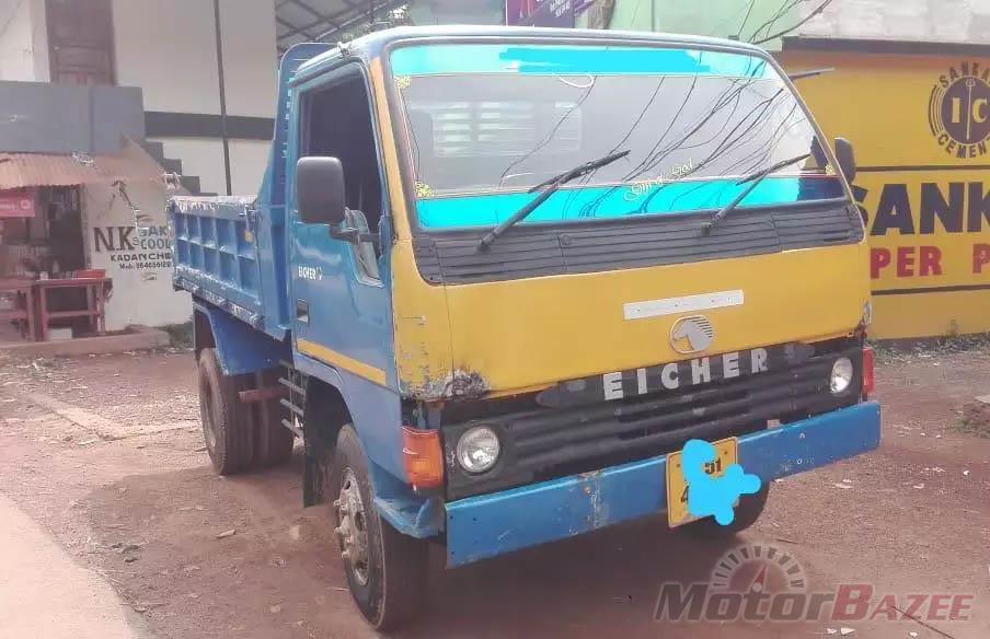 Used Eicher  10.59 XP BASE BS-3 Truck