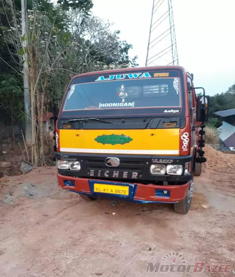 Used Eicher  10.80 XP  CHS/2815/PTO/PS Truck