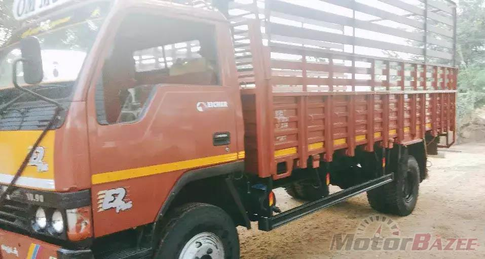 Used Eicher  10.90 L Truck