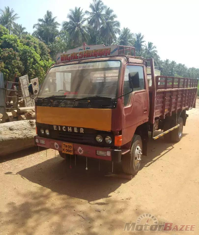 Used Eicher  10.90 L BS-III Truck