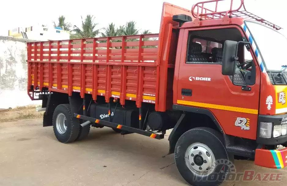 Used Eicher  10.95 Base Truck