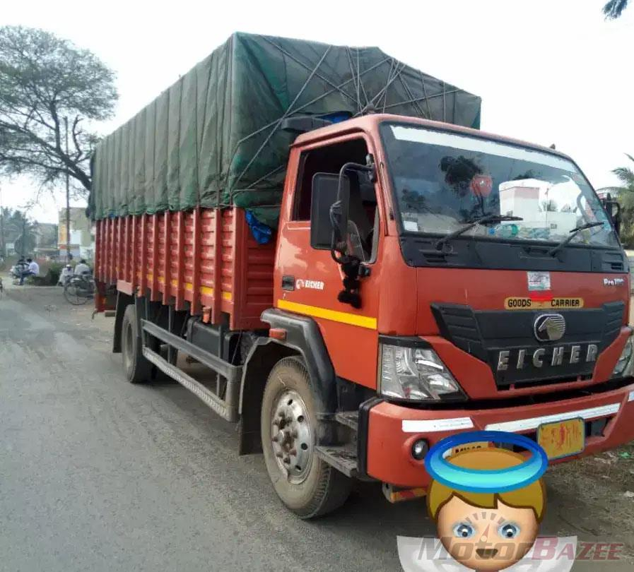 Used Eicher  11.10 HD  DSD/4300/19 ft. Truck
