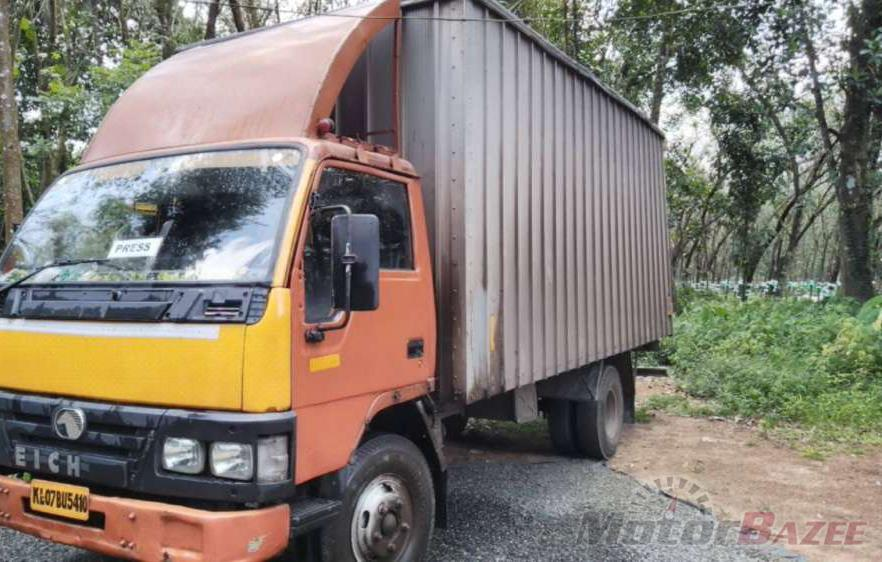 Used Eicher  11.10 XP  4300/20FT Truck