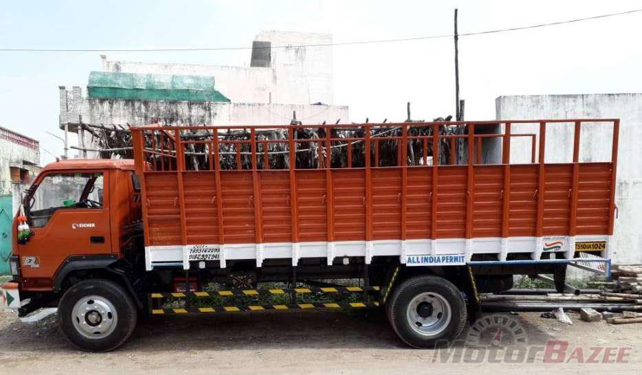 Used Eicher  11.10 XP  CHS/4300/19 ft. Truck