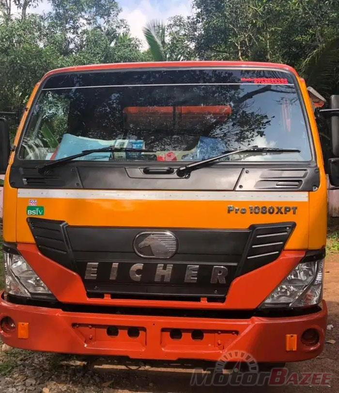 Used Eicher  PRO 10.80 BASE Truck