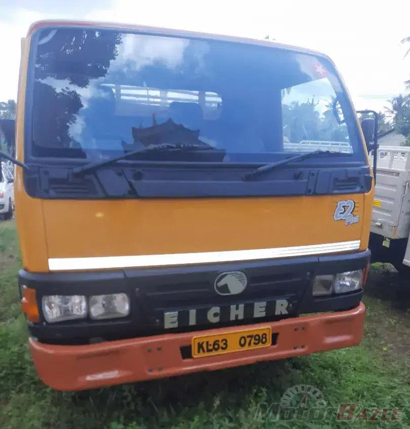 Used Eicher  PRO 2050 Base Truck