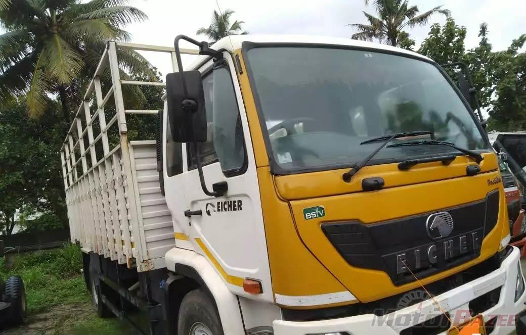 Used Eicher  PRO 3015 4490/CAB Truck