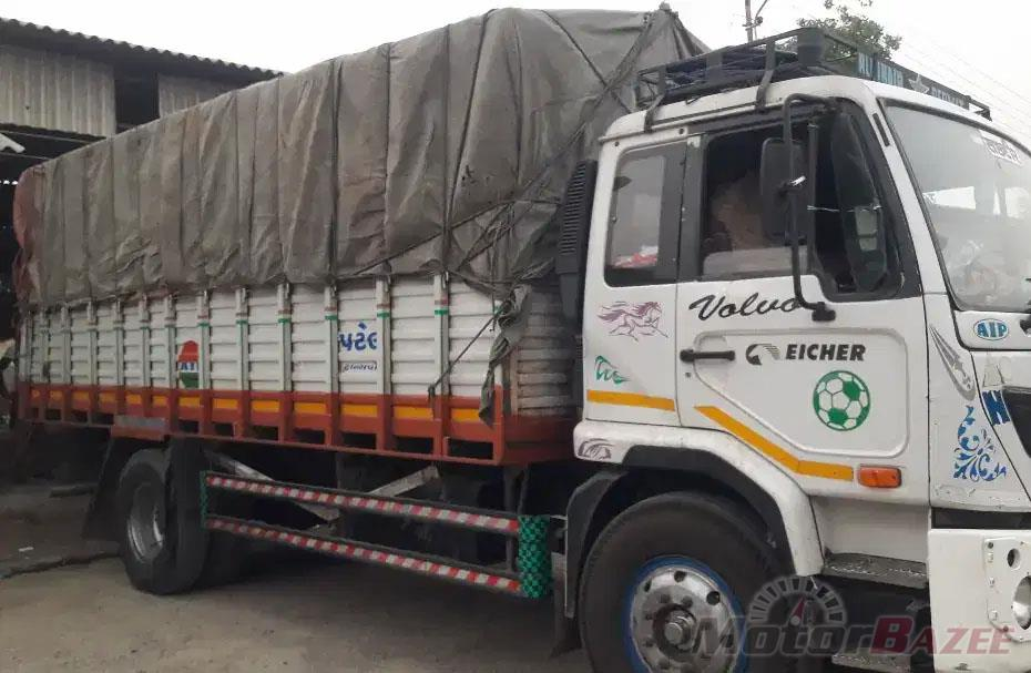 Used Eicher  PRO 3015 Base Truck