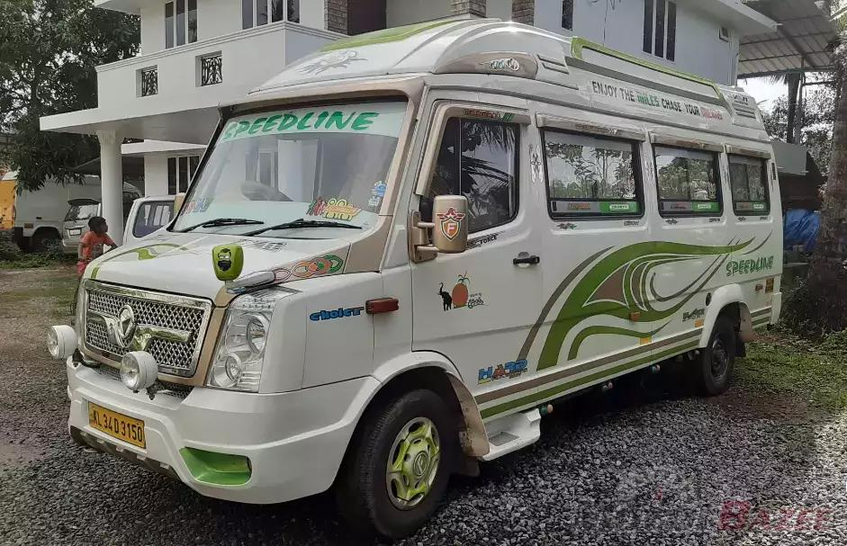 Used Force Motors  TRAVELLER SMOOTH 4020 (20) Truck