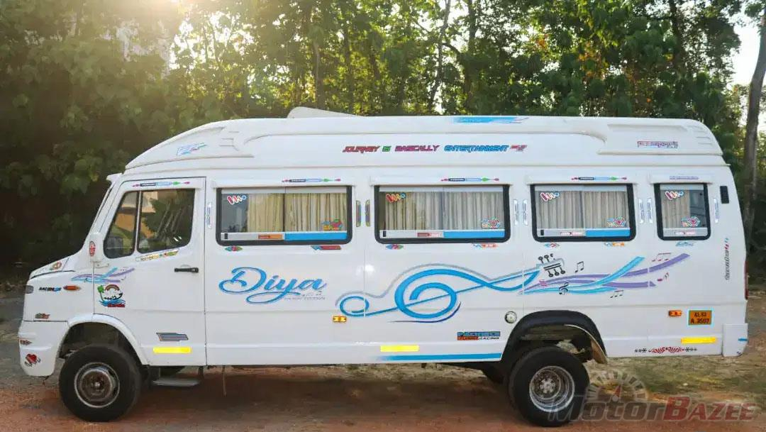 Used Force Motors  Traveller Royale SMOOTH 4020 (20) Truck