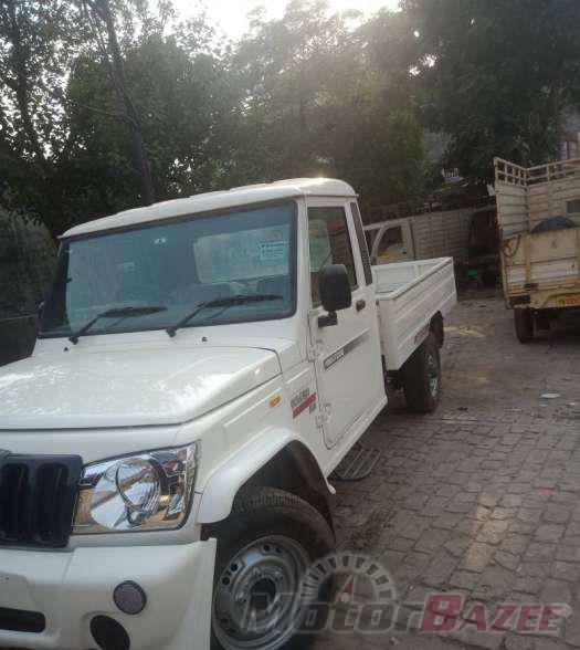 Used Mahindra  BIG BOLERO PICKUP CBC BS IV Truck