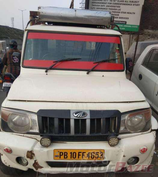 Used Mahindra  BOLERO PICK UP BOLERO MAXI TRUCK PLUS Truck