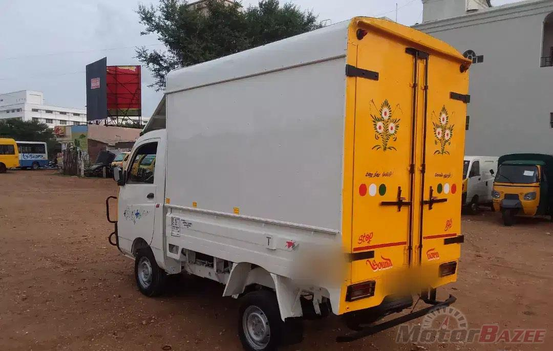 Used Mahindra  MAXXIMO PLUS BS-IV Truck