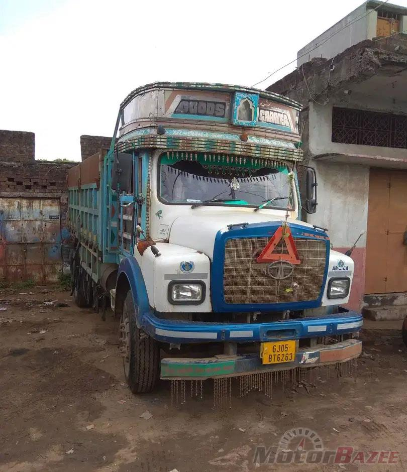 Used Tata  1612 Base Truck