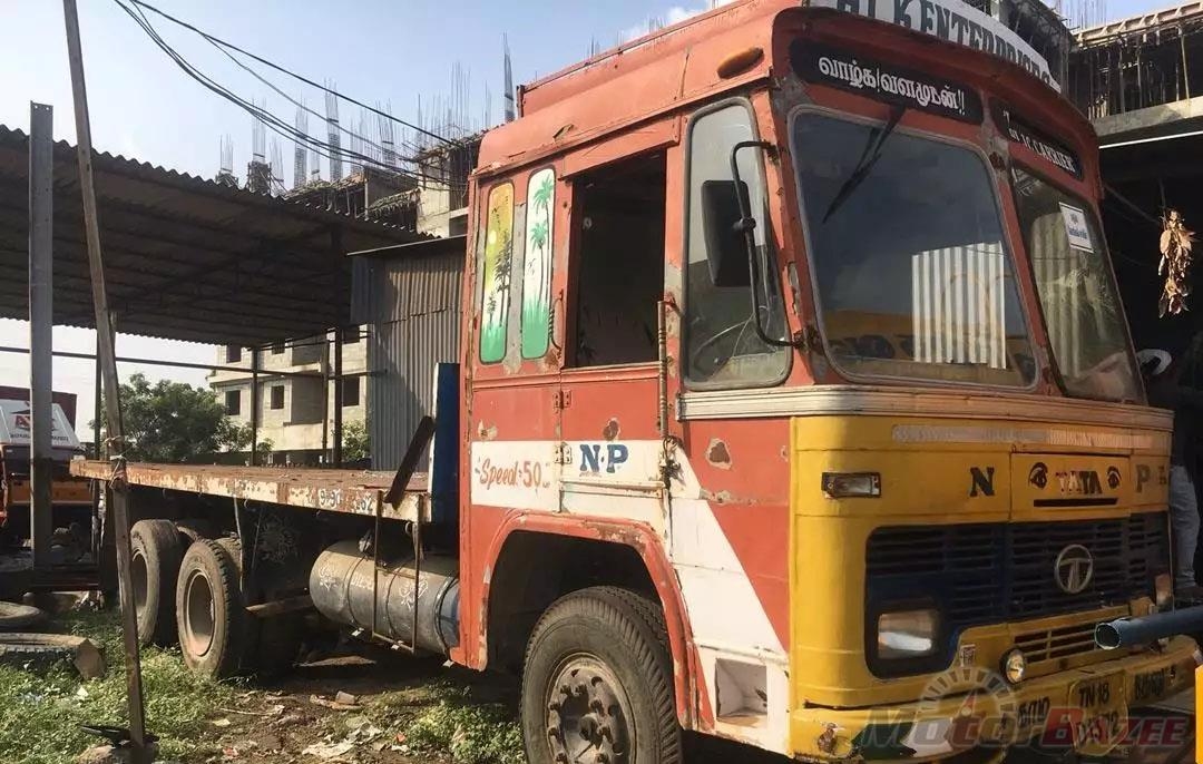 Used Tata  2515 BASE Truck