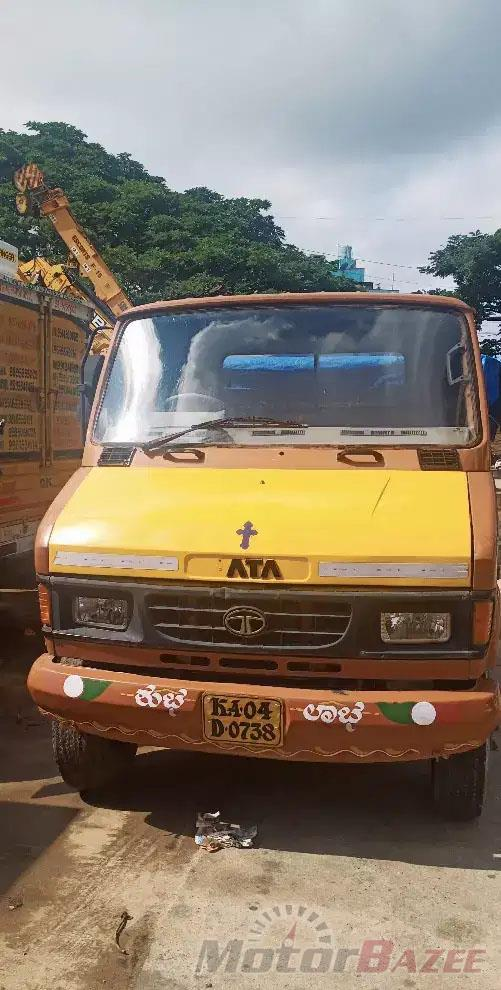 Used Tata  407 TC TIPPER Truck