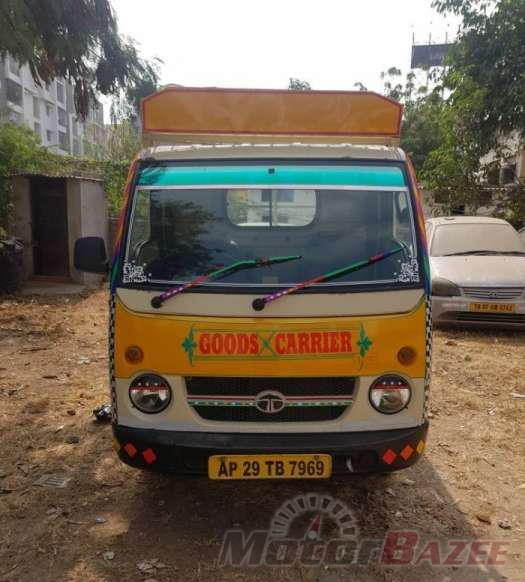 Used Tata  ACE EX Truck