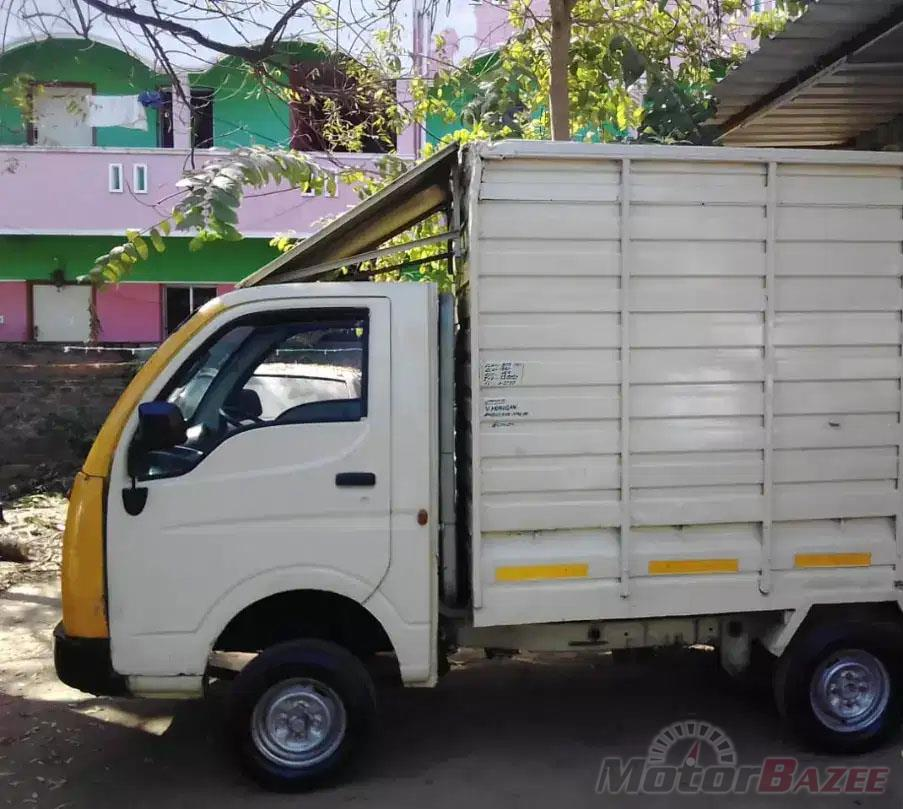 Used Tata  ACE EX BS-III Truck