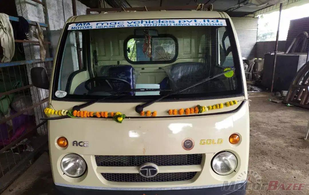 Used Tata  ACE Gold Truck