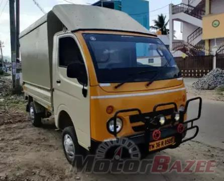 Used Tata  ACE HT High Deck Truck