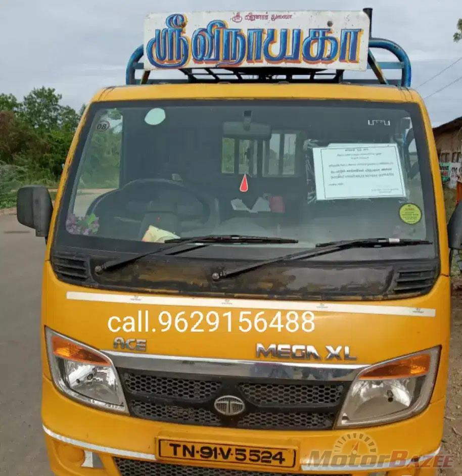 Used Tata  ACE CLB BS-III Truck
