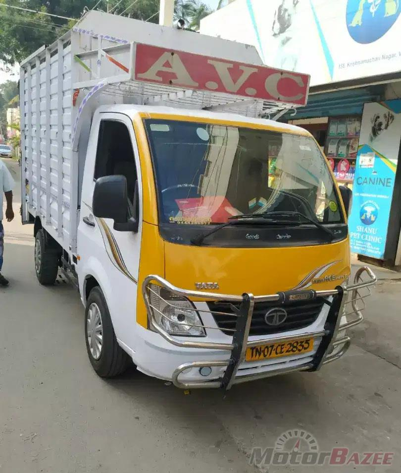 Used Tata  ACE Super Truck