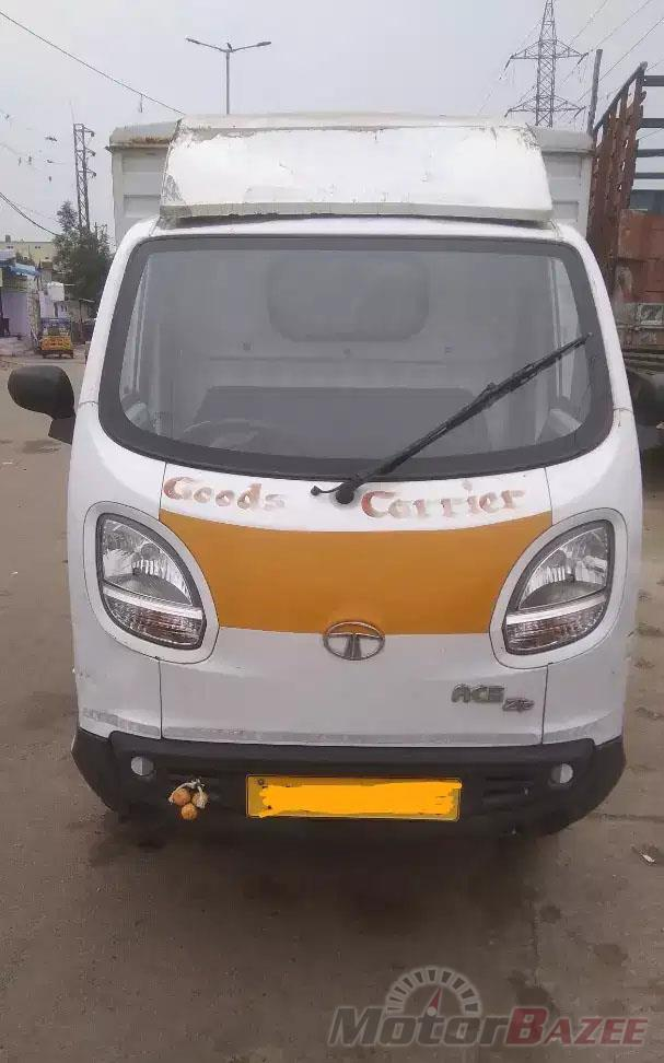 Used Tata  ACE Zip Base Truck
