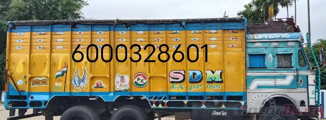 Used Tata  Lps 3518 BASE Truck