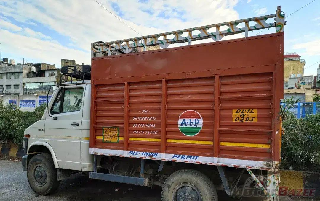 Used Tata  SFC 407 PICKUP Truck