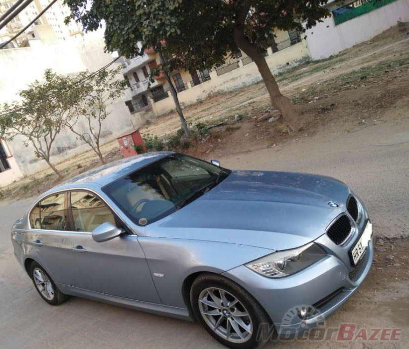 Used BMW  3 Series 2009-2012 320i Truck