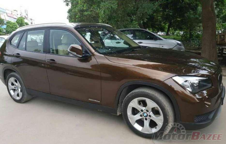 Used BMW  X1 sDrive 20D xLine Truck