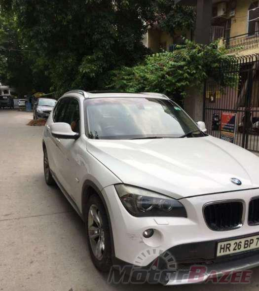 Used BMW  X1 2010-2013 sDrive 20d Exclusive Truck