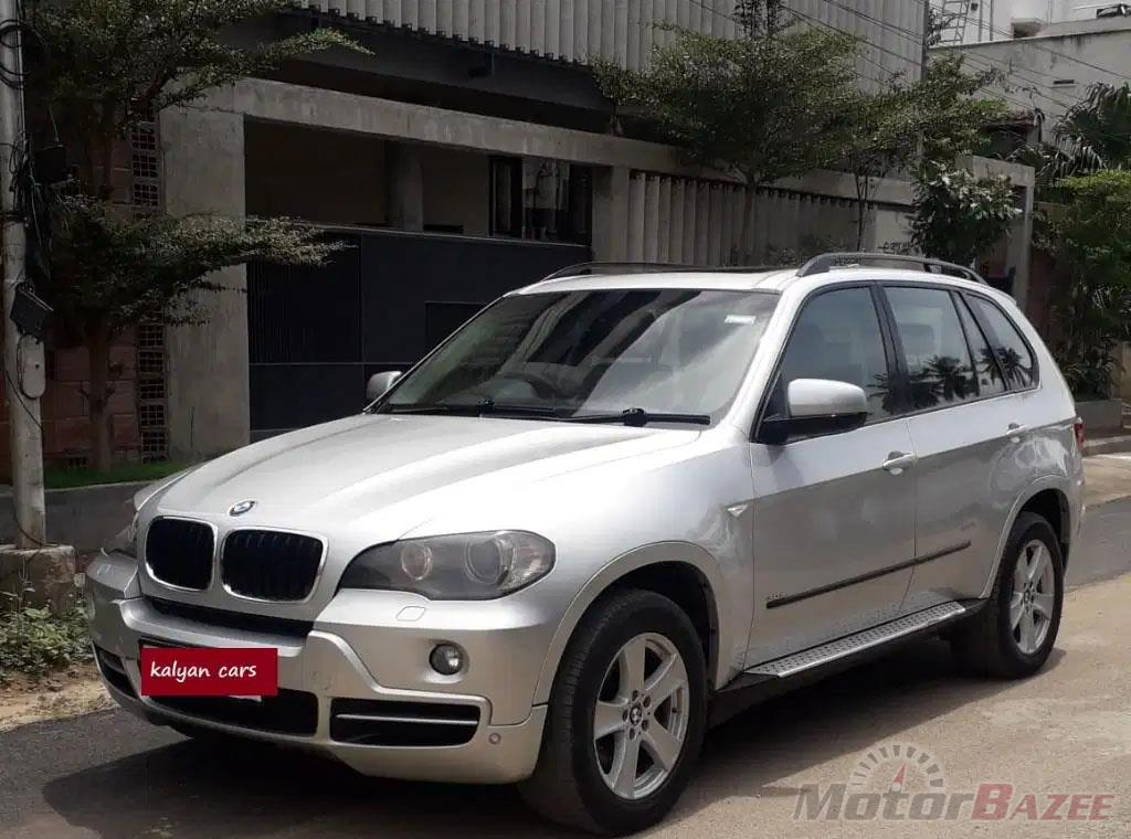 Used BMW  X5 3.0d Truck