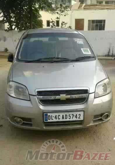 Used Chevrolet  Aveo 1.4 CNG Car