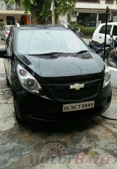 Used Chevrolet  Beat LS Car