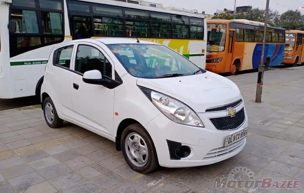 Used Chevrolet  Beat LS Truck