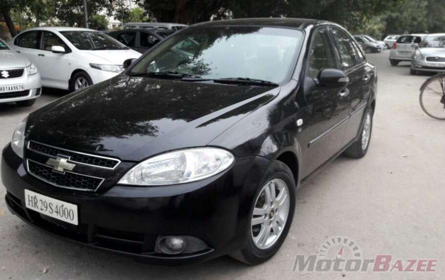 Used Chevrolet  Optra Magnum 2.0 LS Truck