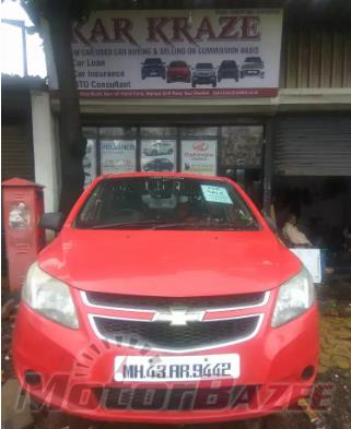 Used Chevrolet  Sail Hatchback 1.2 LS Truck