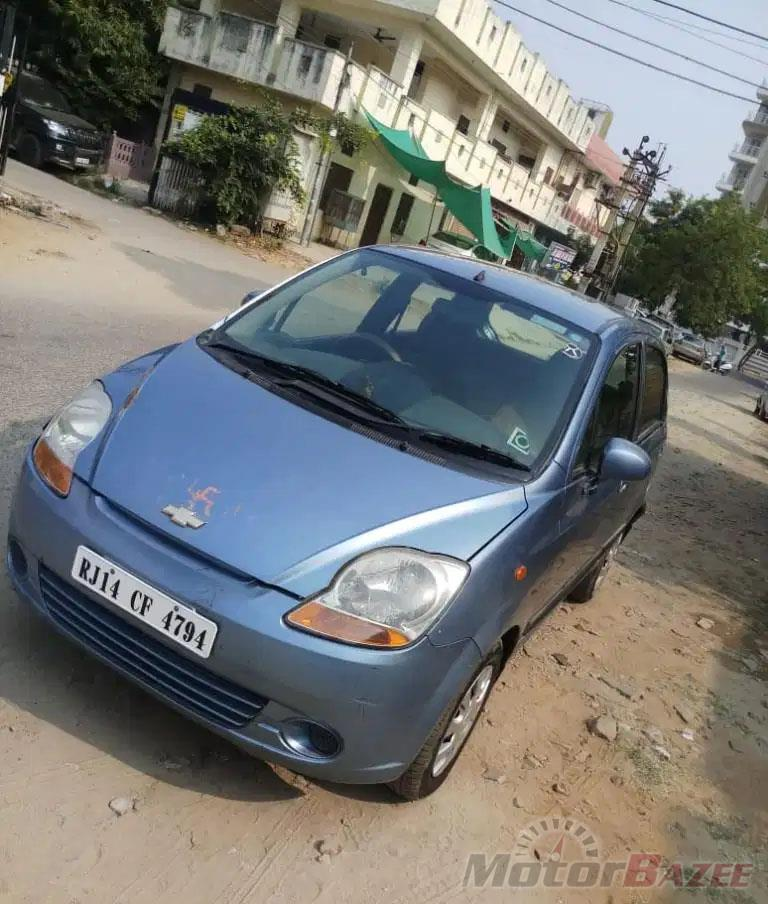 Used Chevrolet  Spark LS Truck