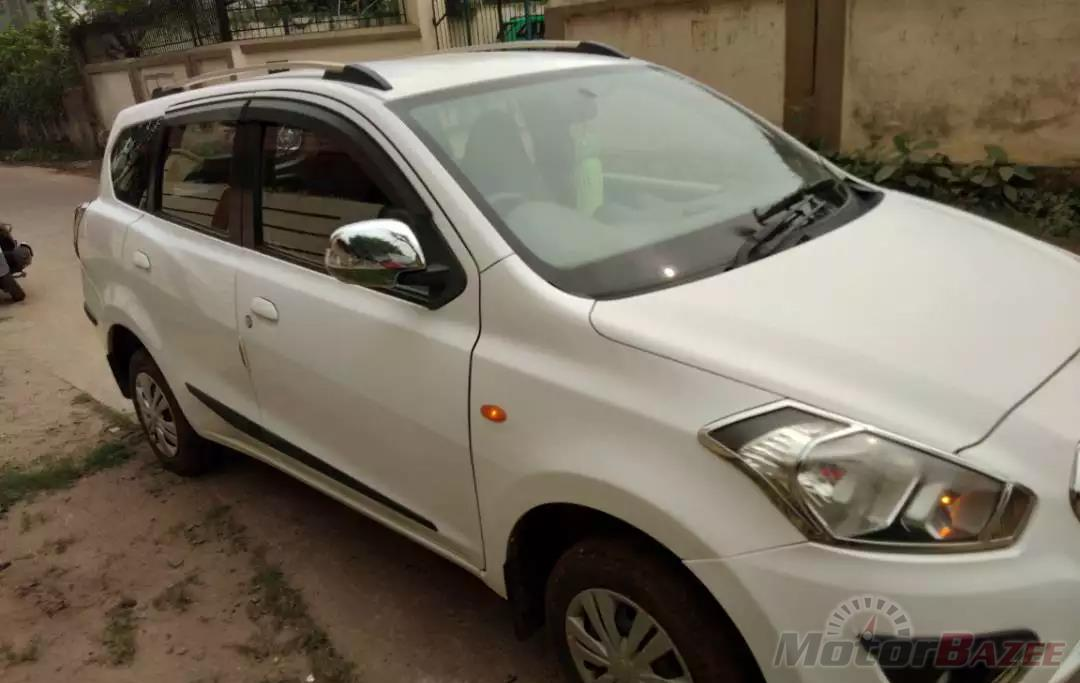 Used Datsun  GO Plus A EPS Truck