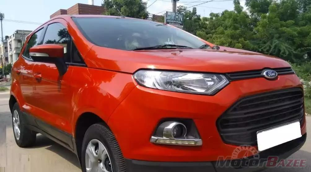 Used Ford  EcoSport 1.5 Ambiente Truck