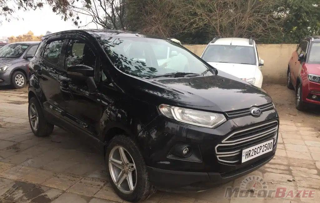 Used Ford  EcoSport 1.5 D Trend Truck