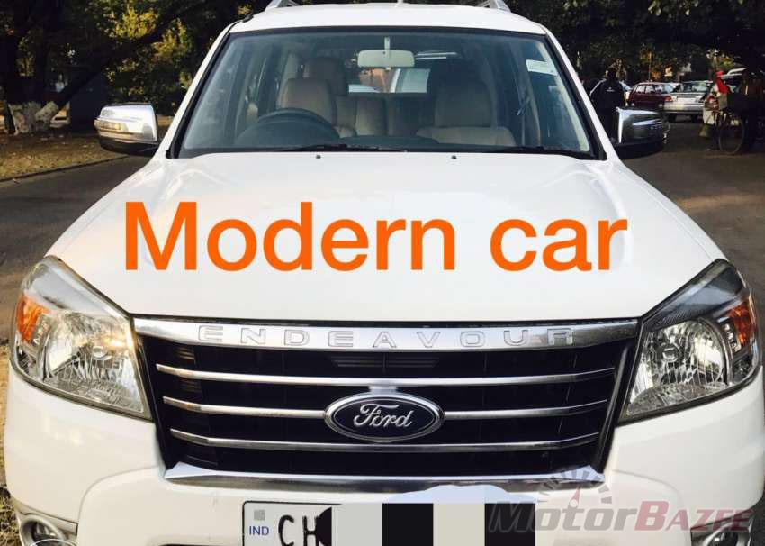 Used Ford  Endeavour 2.5L 4x2 Truck