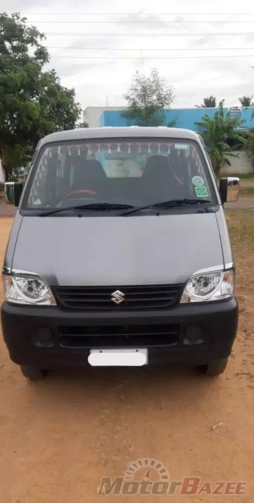 Used Maruti Suzuki  Eeco 5-Seater with A/C+Heater Truck
