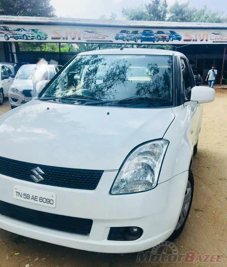 Used Maruti Suzuki  Swift LDi Truck