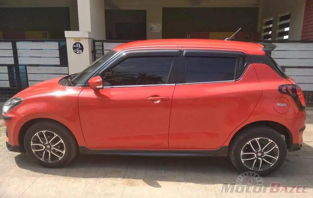 Used Maruti Suzuki  Swift ZXI Truck