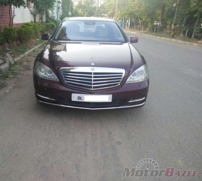 Used Mercedes Benz  S Class S 350 CDI Truck