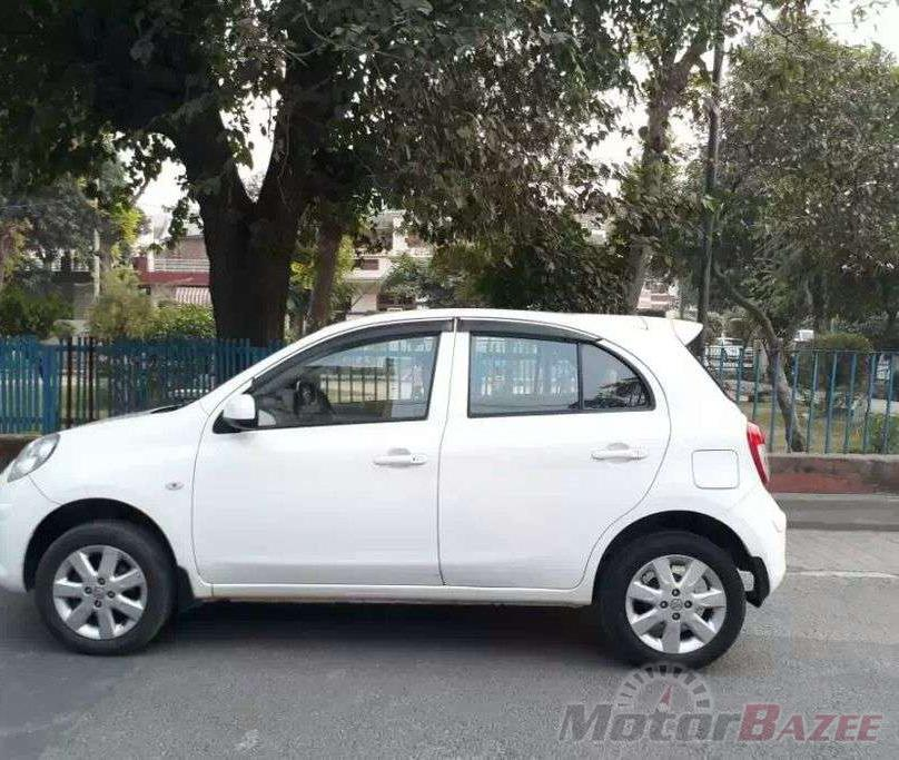 Used Nissan  Micra 2010-2013 XV Truck